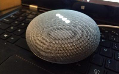 SARAH vs Google Home : pourquoi j'ai cédé à Google