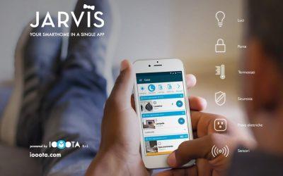La solution domotique Jarvis est présentée au #CES2018