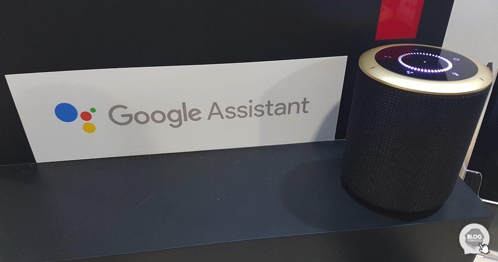 #CES2018 Milo de Hogar, l'assistant Google avec du Zwave et ZigBee…