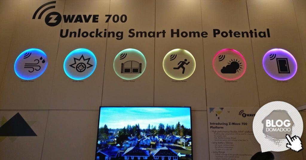 #CES2018 : Sigma Designs annonce le nouveau chipset Z-Wave Série 700