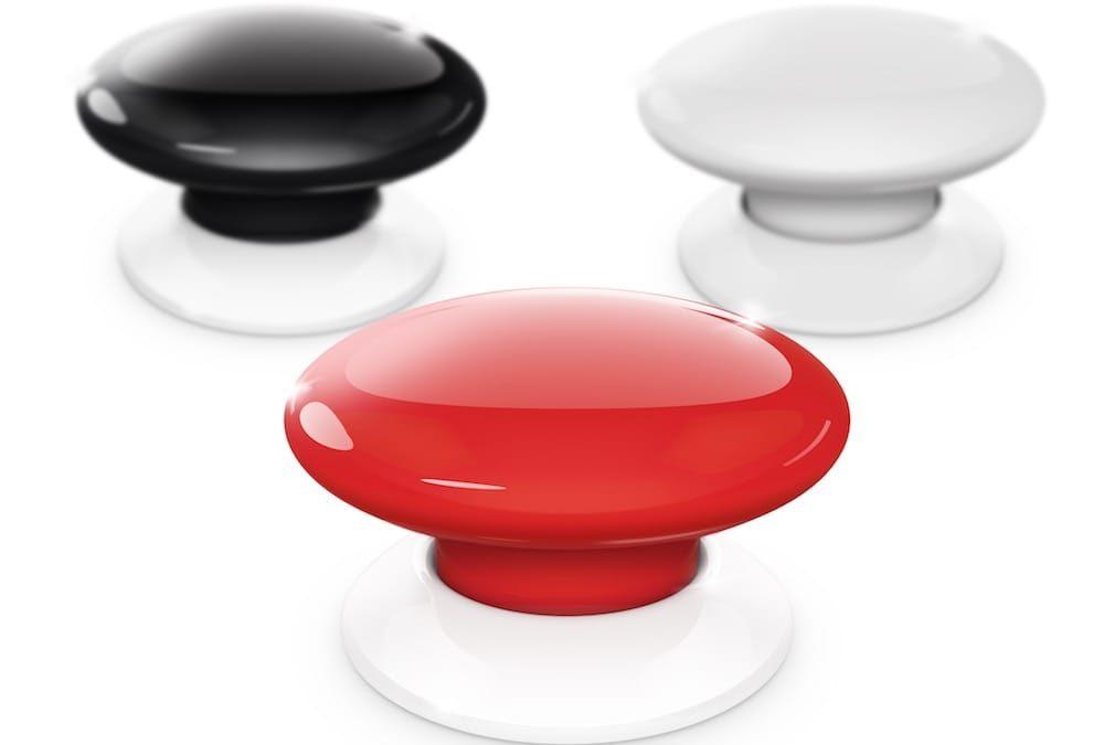 Fibaro vend son Button et son détecteur d'inondation HomeKit sur l'Apple Store