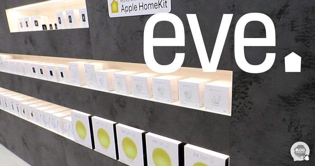 #IFA2018 : EVE continue la conquête du marché Apple Homekit