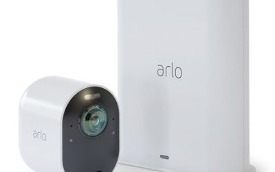Arlo passe le cap de la4K avec Arlo Ultra